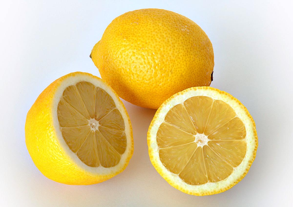فوائد جمالية لليمون