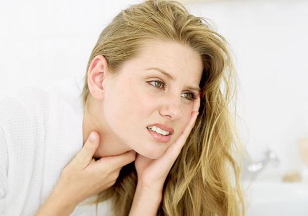 علاج لالتهاب الحلق سريع