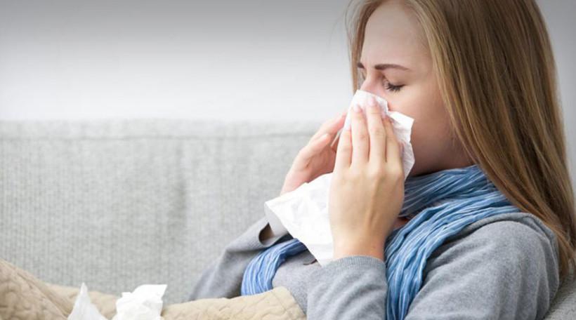 علاج الزكام في البيت