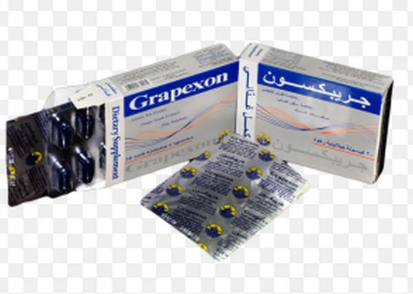 جريبكسون grapexon للتخسيس السريع
