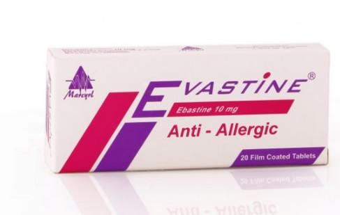 إيفاستين Evastine