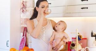غذاء المرضعة لتسمين الرضيع