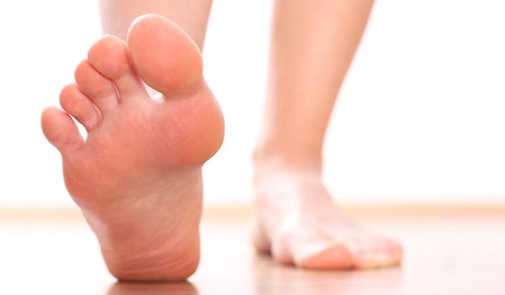 علاج حرارة القدمين جابر القحطاني