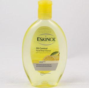 اسكينول الليمون مع النشا