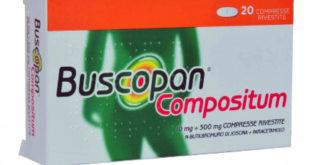بوسكوبان كومبوزيتم Buscopan compositum