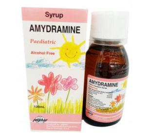 دواء اميدارمين Amydramine