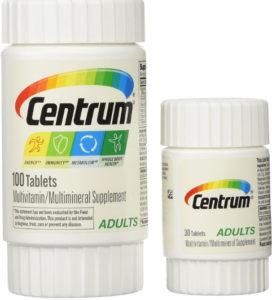 فوائد فيتامين سنتروم للرجال