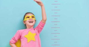 فيتامينات لزيادة الطول عند الأطفال