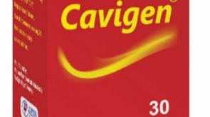 كافيجين Cavigen Capsules