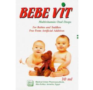 نقط بیبی فیت Bebe Vit drops
