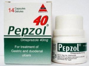 بيبزول Pepzol