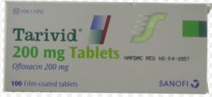 تاريفيد Tarivid Tablets
