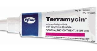 تيراميسين Terramycin Ointment