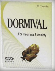 دورميفال Dormival لعلاج الارق
