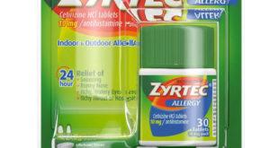 زيرتك للاطفال Zyrtic