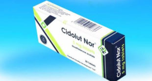 سيدولوت نور Cidolut Nor Tablets