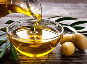 علاج الكيس الدهني بزيت الزيتون
