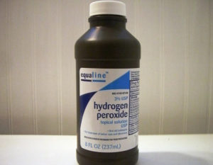 ماء الاكسجين هيدروجين بروكسيد للاسنان