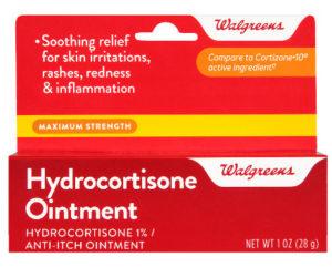 مرهم هيدروكورتيزون Hydrocortisone Ointment