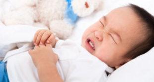 الاستفراغ عند الاطفال عمر سنتين