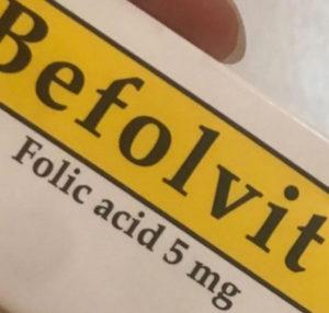 بيفولفيت Befolvit Tablet