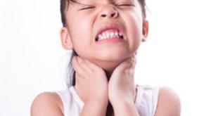 علاج التهاب اللوزتين عند الاطفال بدون مضاد حيوي