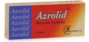 ازروليد Azrolid Tablets