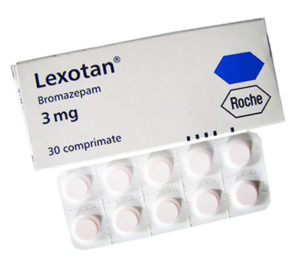 متى يبدا مفعول lexotanil