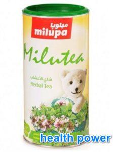 شاي ميلوبا لحديثي الولادة
